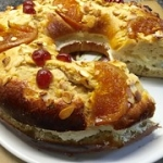 "Roscón de reyes • <a style=""font-size:0.8em;"" href=""http://www.flickr.com/photos/139497134@N03/27933488339/"" target=""_blank"">View on Flickr</a>"